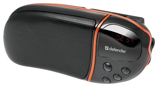 Defender Spark M1 - (моно; 90 - 20000 Гц; мощность 6 Вт; питание - аккумулятор или USB; эл.питания - свой собственный)