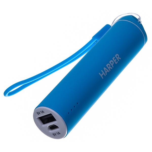 Аккумуляторная батарея Harper PB-2602 2200 mAh, Blue PB-2602 Blue
