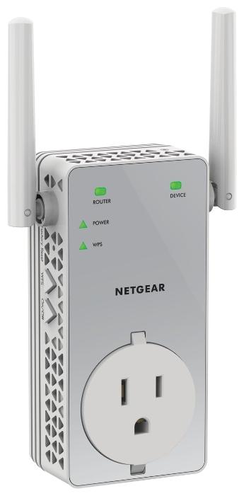 Усилитель сигнала Netgear EX3800-100PES