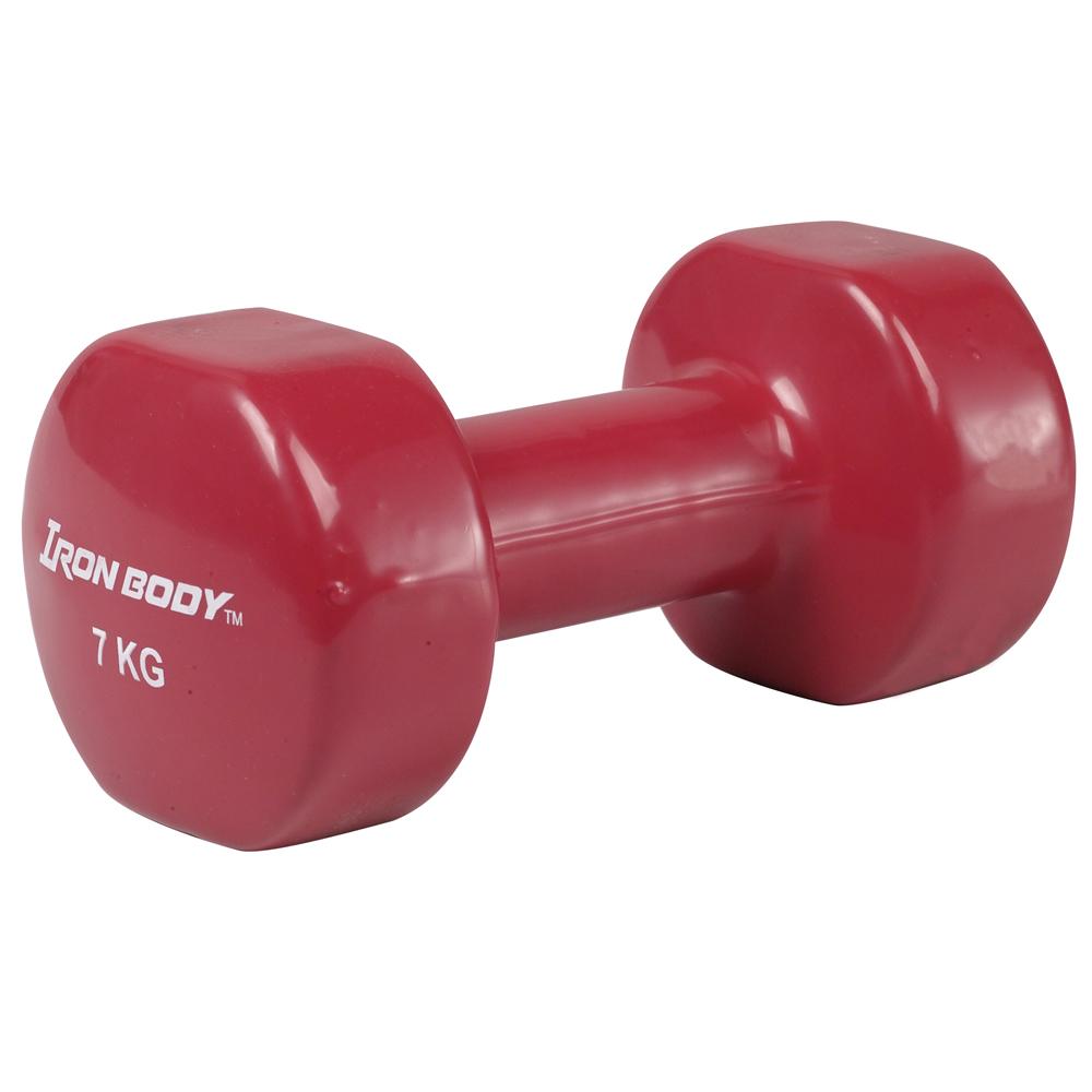 Iron Body 4777DP, 7 кг, красная