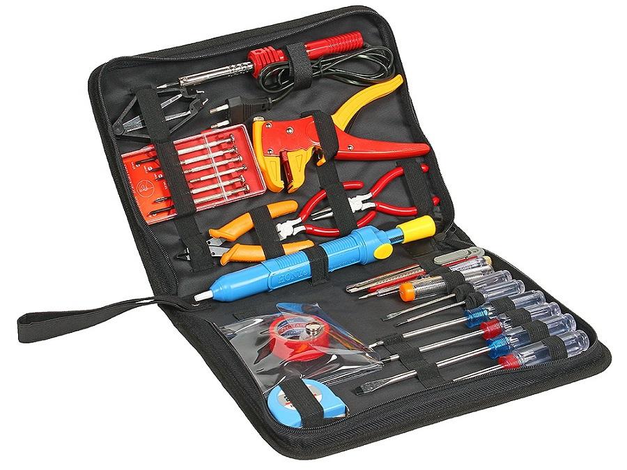 Набор инструментов Cablexpert TK-Home-01