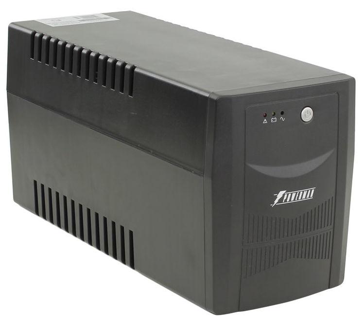 ��� Powerman Back Pro Plus 2000 BA, Black