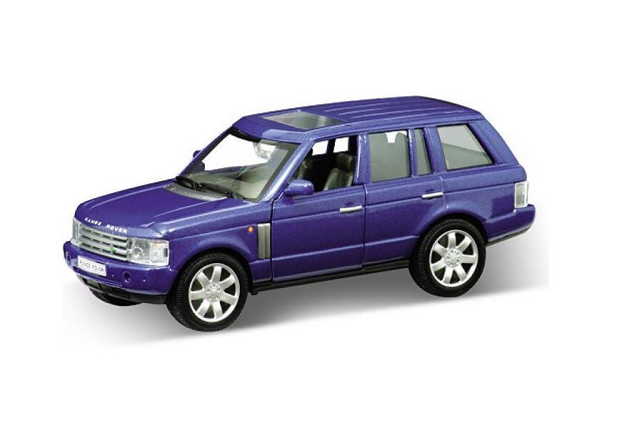 Машинка Welly Land Rover Range Rover