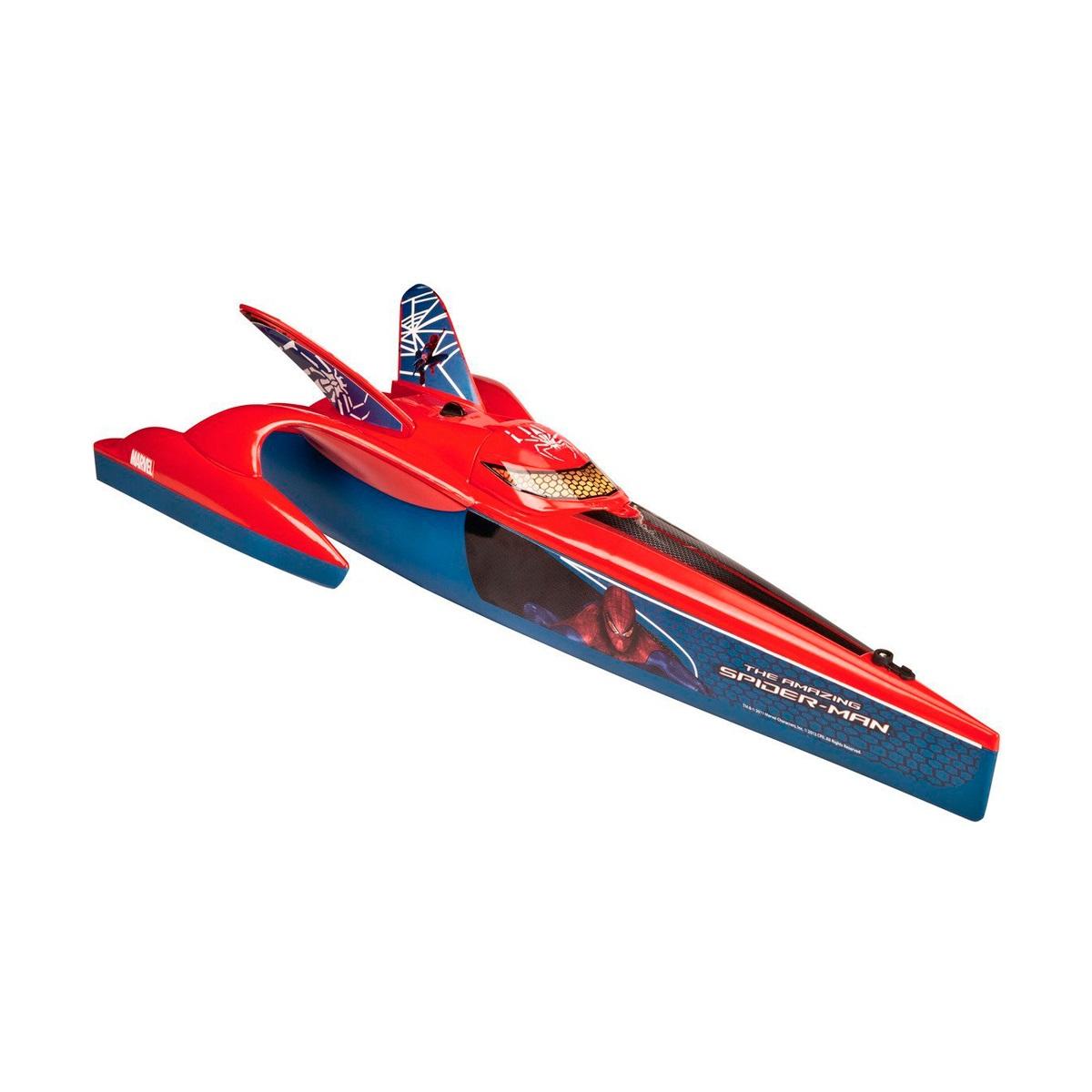Игрушка для купания Majorette катер Человек Паук