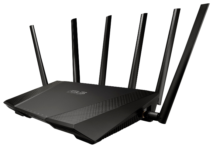 Wi-Fi маршрутизатор ASUS RT-AC3200