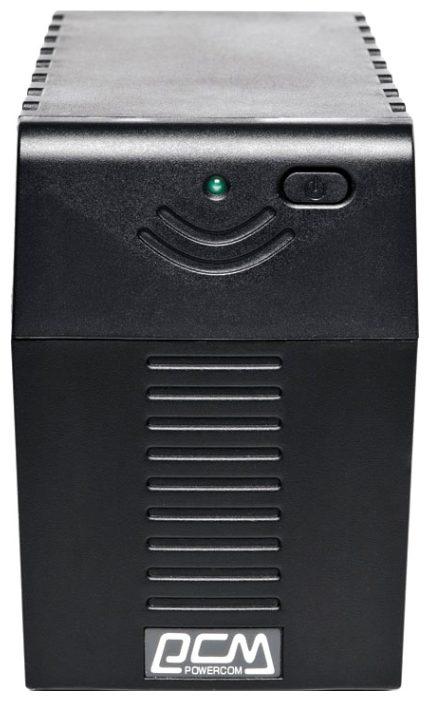 ИБП Powercom RPT-600AP black