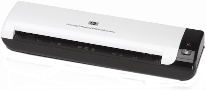 Сканер HP Scanjet Professional 1000 - A4, 600x600 dpi L2722A
