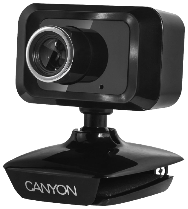 Canyon CNE-CWC1 - 1600x1200; 1.3 млн пикс., CMOS; микрофон встроенный; USB 2.0; поворот 360 град. SUCNECWC1