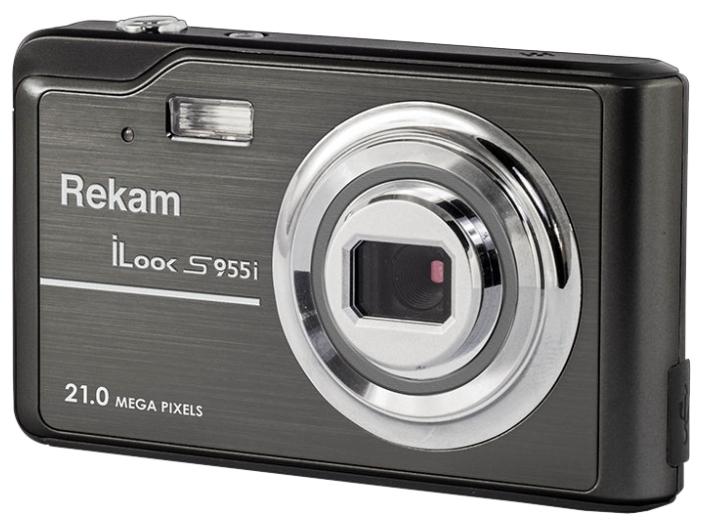 Фотоаппарат Rekam iLook S955i, black 1108005130