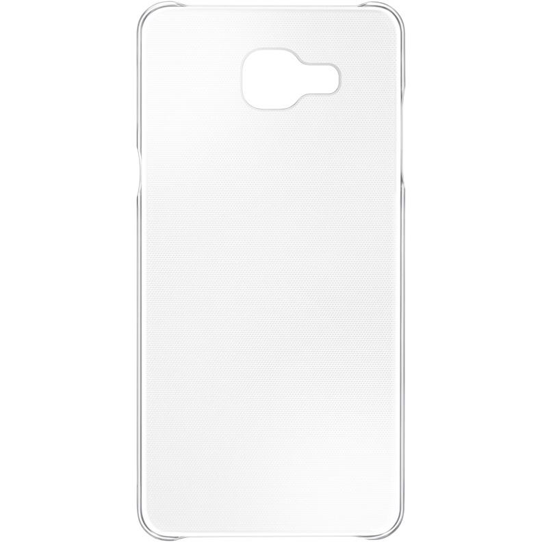 Samsung для Samsung Galaxy A5 (2016) Slim Cover - (Samsung Galaxy J5 (2016); пластик, резинка)