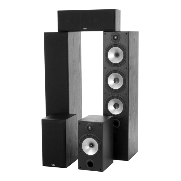 ������������ ������� Monitor Audio Monitor Reference 5.0 System, Black oak Monitor Reference 5.0 System Black Oak
