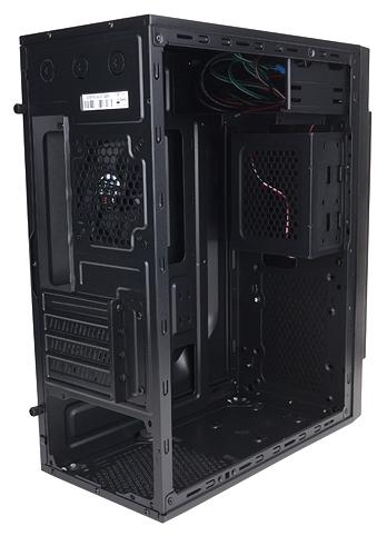 Zalman ZM-T1 Plus Black - (черный, mATX, Mini-ITX, Mini-Tower, БП нет, 1 внутр. 5.25'', 2 внутр. 3.5'', USB x2, включая один USB 3.0, наушники, микрофон)