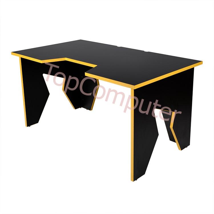 Стол компьютерный Generic Comfort Gamer/N/Y, Black Yellow