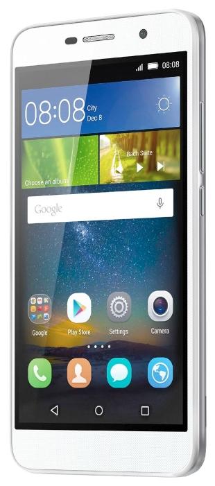 Huawei Honor 4C Pro white - (; GSM 900/1800/1900, 3G, 4G LTE, LTE-A Cat. 4; SIM-карт 2 (Micro SIM); MediaTek MT6735P; RAM 2 Гб; ROM 16 Гб; ; 13 млн пикс., светодиодная вспышка; есть, 5 млн пикс.; датчики - освещенности, приближения)