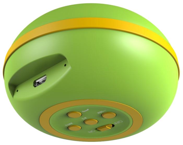 Портативная АС Genius SP-906BT, green 31731072102