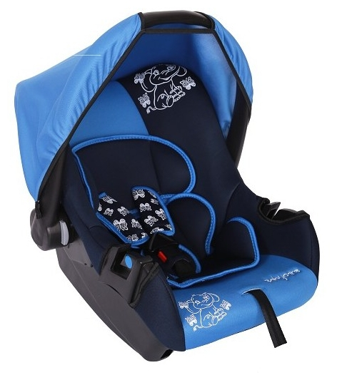 Baby Care BC-322 Люкс Слоник blue