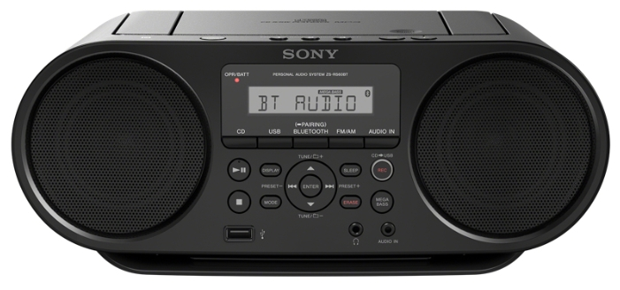 Магнитола Sony ZS-RS60BT ZS-RS60BT//C