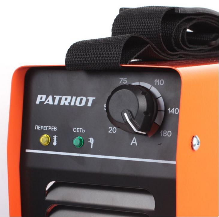 Сварочный аппарат Patriot 210DC MMA [605 30 2518] 605302518