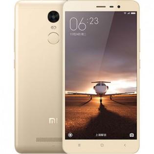 Xiaomi Redmi Note 3 Pro 16Gb gold - (; GSM 900/1800/1900, 3G, 4G LTE, LTE-A Cat. 7, VoLTE; SIM-карт 2 (micro SIM+nano SIM); Qualcomm Snapdragon 650 MSM8956, 1800 МГц; RAM 2 Гб; ROM 16 Гб; 4050 мАч; 16 млн пикс., светодиодная вспышка; есть, 5 млн пикс.; датчики - освещенности, приближения, гироскоп, компас, считывание отпечатка пальца)