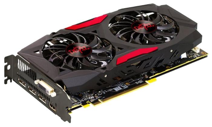 Видеокарта PowerColor Radeon RX 470 1270Mhz AXRX 470 4GBD5-3DH/OC