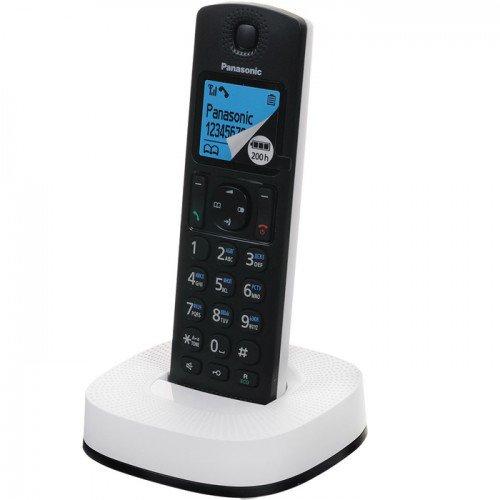 Радиотелефон DECT Panasonic KX-TGС310RU2 Black/White