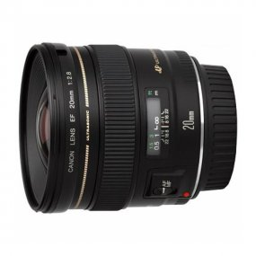 Фотообъектив Canon EF 20mm 2.8 USM (2509A010)