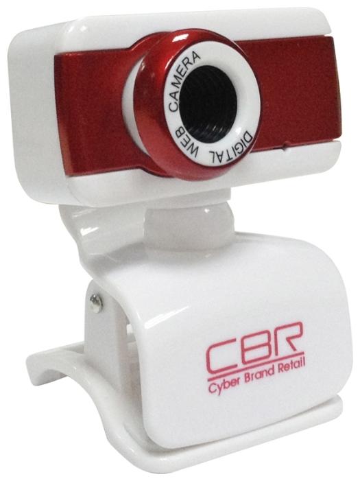 Веб-камера CBR CW 832M, Red CW 832M Red