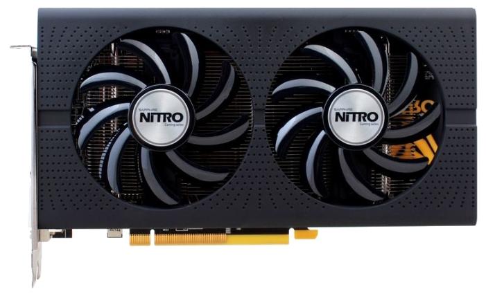 Sapphire Nitro Radeon RX 460 1175Mhz PCI-E 3.0 4096Mb 7000Mhz - AMD Radeon RX 460, 14 нм, 1175 МГц, 4096 Мб GDDR5@7000 МГц 128 бит,