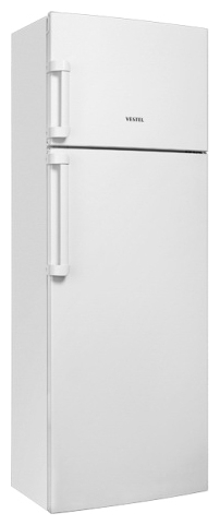 Vestel VDD260LW, white - (холодильник, 235 л (клим.класс N), компрессоров 1, камер 2, дверей 2. Хол-ник 187 л (разм. капельная система). Мор-ник 48 л (разм. ручное). ШГВ 54x60x144 см. Управление электромеханическое. Энергопотр-е класс A (288 кВтч/год). белый / пластик)