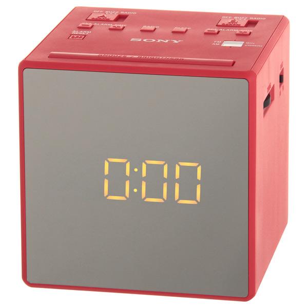 Sony ICF-C1T/RС - радиобудильник; FM, СВ; настройка аналоговая; динамиков 1; элементы питания - 1xCR2032; питание от сети - есть