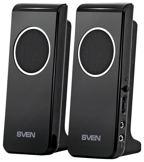 Колонки Sven 314, Black