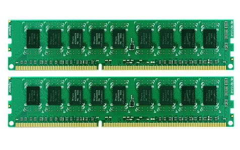Оперативная память Synology 2X4GBDDR3ECCRAM (для СХД)