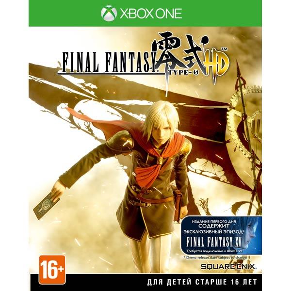Игра Final Fantasy Type-0 HD