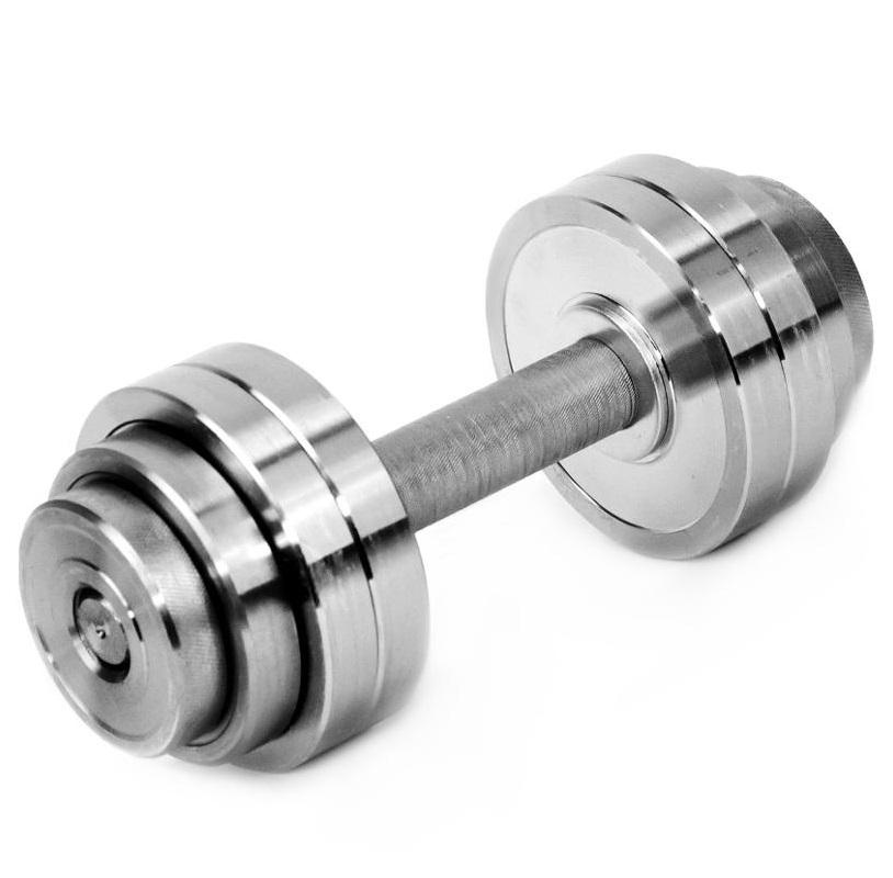 Атлант 10 кг, chrome steel