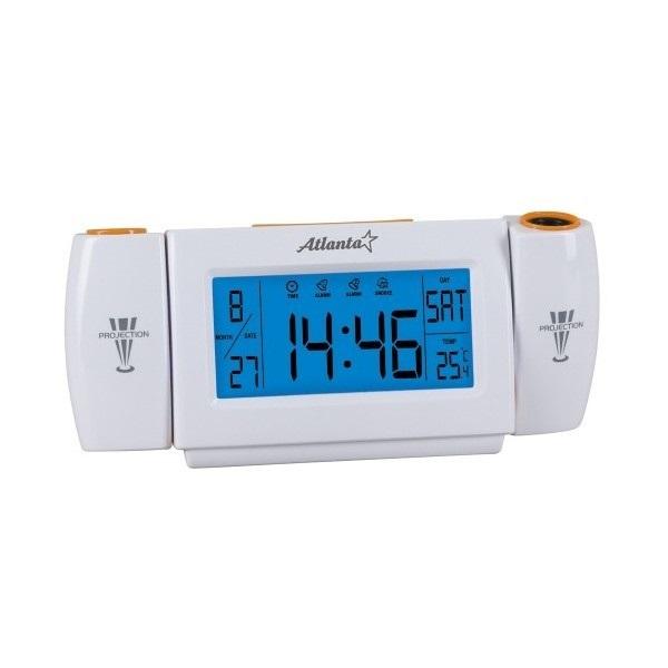 Часы настольные Atlanta ATH-2506 white