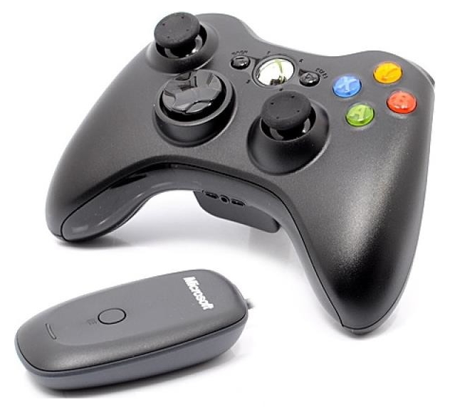 ������� Microsoft Xbox 360 Wireless Controller for Windows JR9-00010