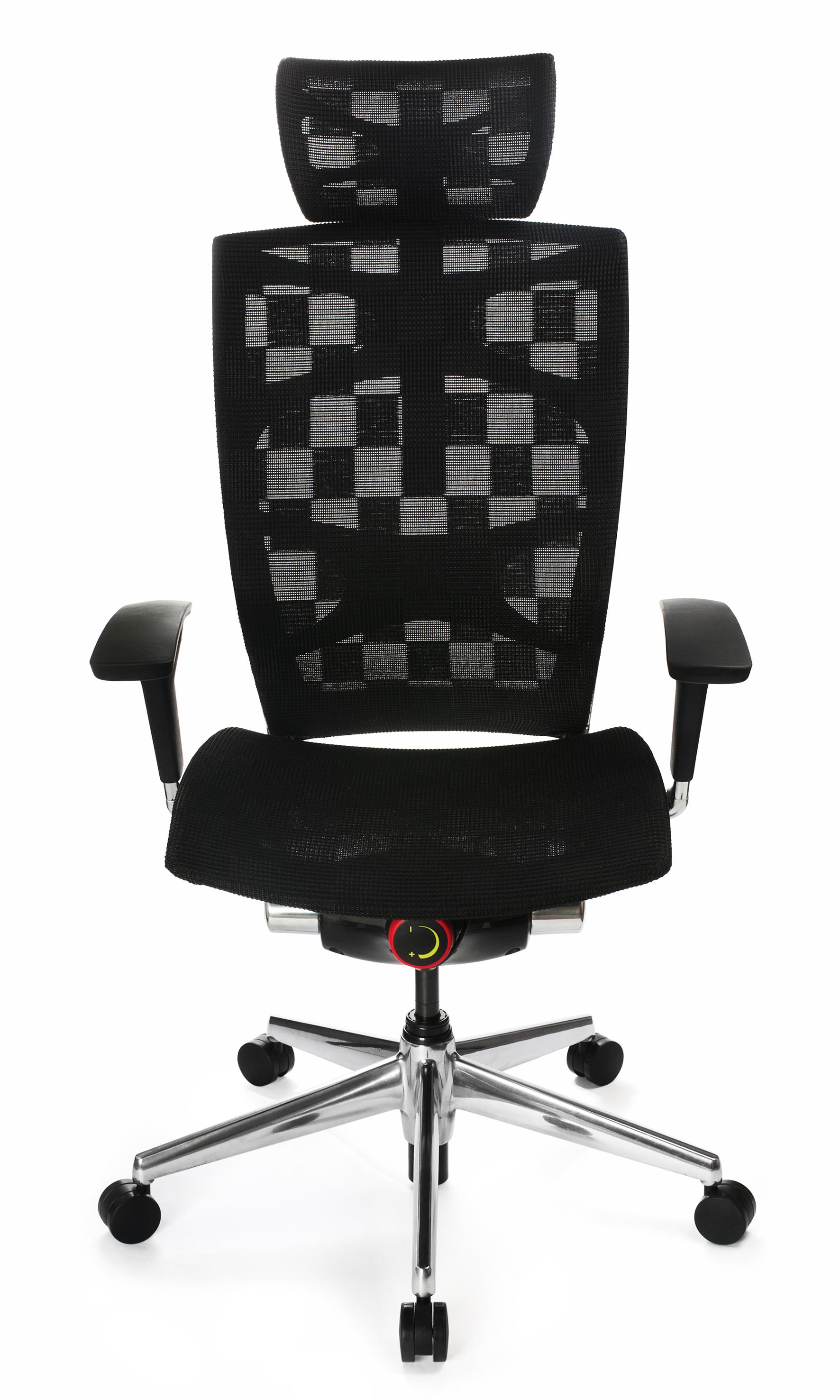 Бюрократ 811/Black клетка - (; основа стола Металл; нагрузка на сидение 135 кг; механизм качания - есть, с фиксацией в любом положении)
