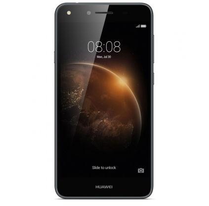 Huawei Honor 5A, Black - (; GSM 900/1800/1900, 3G, 4G LTE, LTE-A Cat. 4; SIM-карт 2 (Micro SIM); MediaTek MT6735P; RAM 2 Гб; ROM 16 Гб; 2200 мАч; 13 млн пикс., светодиодная вспышка; есть, 5 млн пикс.; датчики - освещенности, приближения, компас)