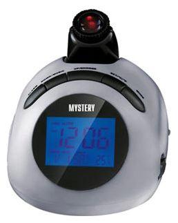 Радиобудильник Mystery MCR-78 silver