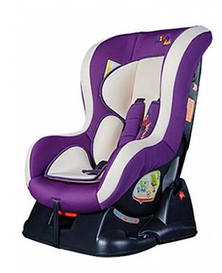 Автокресло группы 0+ (0-18 кг) Liko Baby LB 717, purple