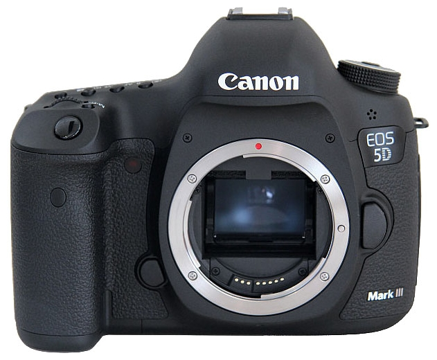 ����������� Canon EOS 5D Mark III Body Black 5260B004