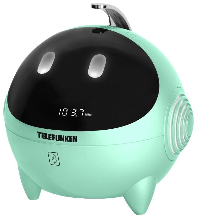 ������������ Telefunken TF-1634UB Mint/White