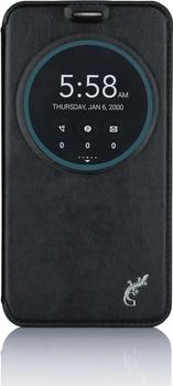 """G-case Slim Premium для ASUS ZenFone 2 Laser ZE550KL black - (Asus ZenFone ZE55; 5.5""""; Кожа)"""