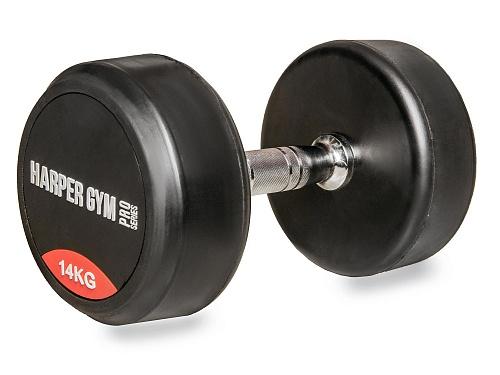 Harper Gym NT150E, 14 кг, black
