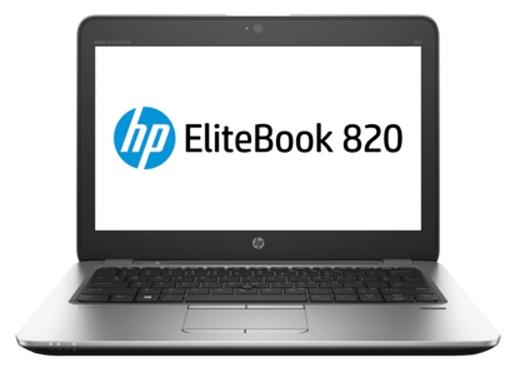 HP EliteBook 820 T9X51EA Silver - (Intel Core i5 6200U / 2.30 - 2.80 ГГц. Экран 12.5 дюймов, 1920x1080, широкоформатный. ОЗУ 4 Гб DDR4 2133 МГц. Накопители SSD 128 Гб; DVD нет. GPU Intel HD Graphics 520. ОС • возможность обновления до Windows 10 Professional (64-bit))