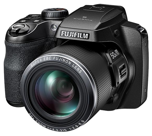 ����������� FujiFilm FinePix S9800, black FX-S9800B-RU