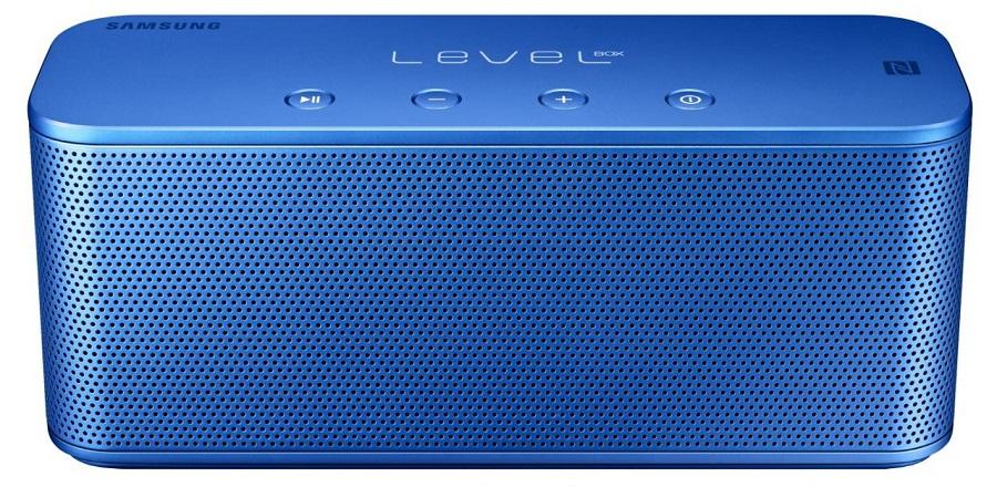 ����������� �� Samsung Level Box mini, Blue EO-SG900DLEGRU