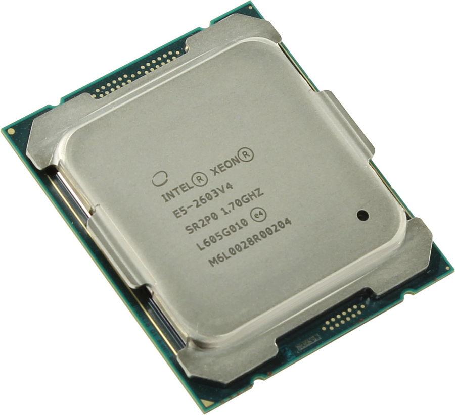 ��������� Intel Xeon E5-2603V4 Haswell-EP (1700MHz, LGA2011-3, L3 15360Kb), OEM CM8066002032805
