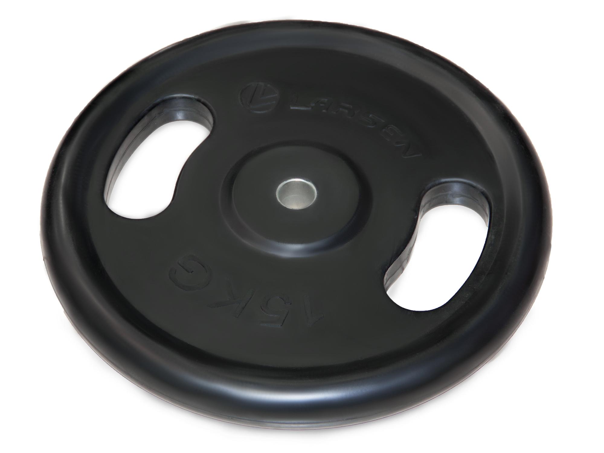 Larsen NT121N, д 25,6 мм, 15 кг, black