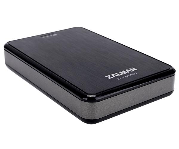 Корпус для жесткого диска Zalman ZM-WE450, Black